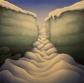 Antarctica - Presure Ridges I