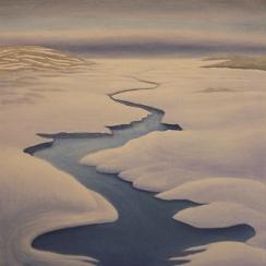 Antarctica Moat Melt